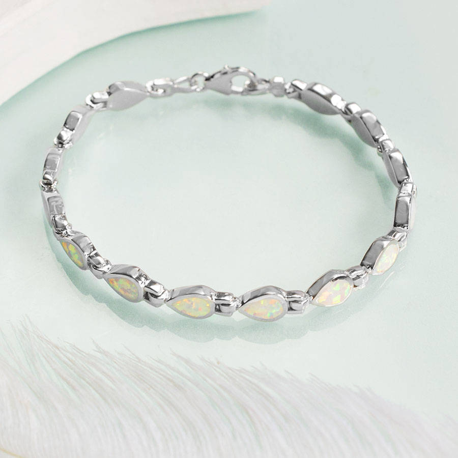 how to make a sterling silver bracelet