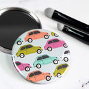 Classic Car Pocket Mirror, Badge Or Bottle Opener