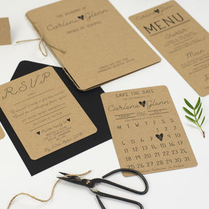 Country Charm Wedding Collection