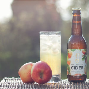 Apple And Pear Cider Trio - beer & cider