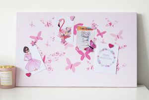 Butterfly Magnetic Noticeboard