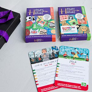 History Heroes Card Games Duo - toys & games