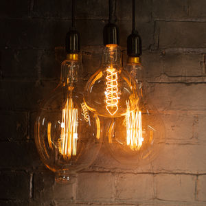 Giant Vintage Light Bulb - lighting accessories