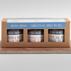 Bbq Rubs Trio Gift Pack - gift sets