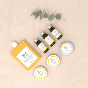 Nourish And Flourish Beard Care Kit - gifts for teenage boys