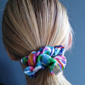 Pure Silk Hair Scrunchie
