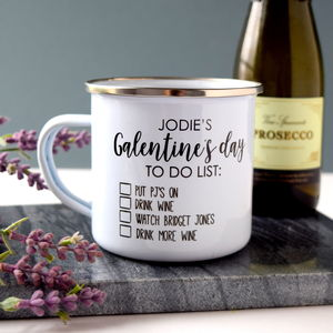 Personalised Galentine's Day Mug
