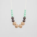 Fossil Teething Necklace