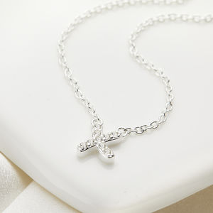 Loves First Kiss Topaz Necklace - new in baby & child