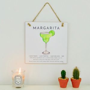 Margarita Cocktail Gift A Card