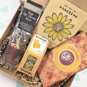 'You Are My Sunshine' Birthday Gift Box - food & drink sale