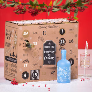 Ginmas Advent Calendar - advent calendars