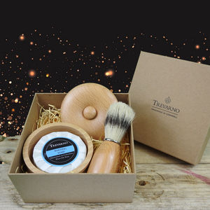 The Ultimate Mens Shaving Kit - shaving