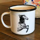 Stable Mug | Horsey Gifts | Equestrian Decor