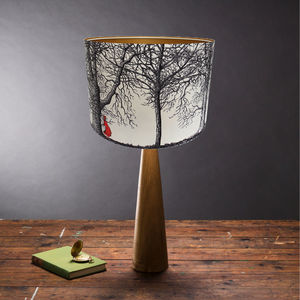 Little Red Riding Hood Fairytale Shade - children's lighting