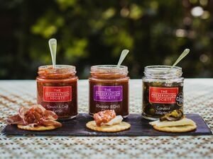 Some Like It Hot Chutney And Relish Trio