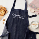 Personalised Name Kitchen Apron