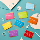 Cards Of Encouragement Set