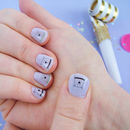 Polar Bear Nail Transfers