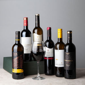 Spanish Fine Wine Hamper - luxury hampers