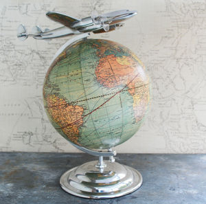 Top Of The World Globe - home accessories