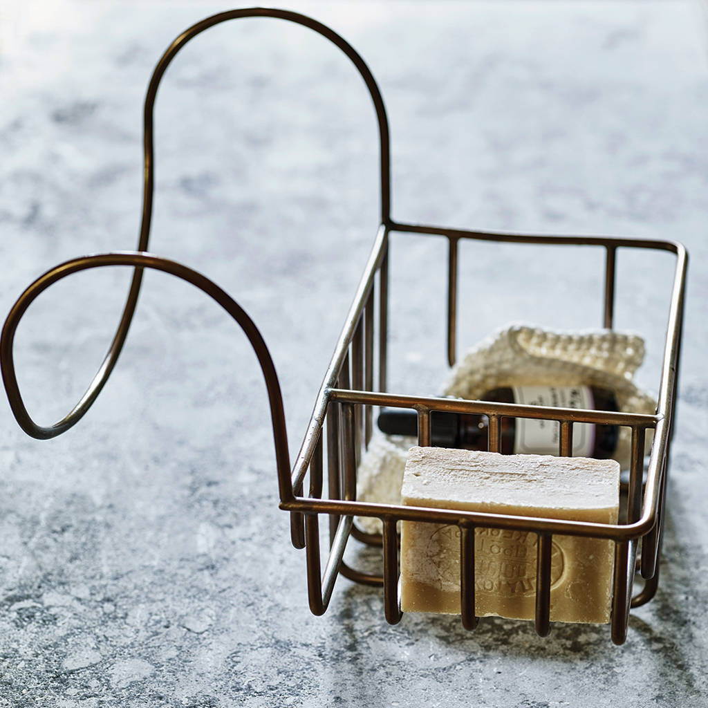 bilton bath caddy by rowen & wren | notonthehighstreet.com
