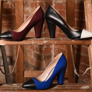 Beaulieu Block High Heeled Shoes - women's fashion