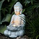 Wategos Buddha Garden Fountain Light