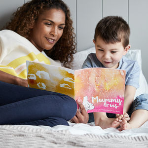 Personalised Mummy And Me Book - gifts for children