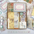Stationery Gift Box Unicorn Theme