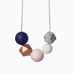 Galatic Punch Teething Necklace - baby care