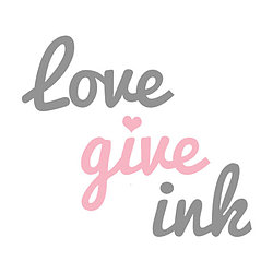 Love Give Ink