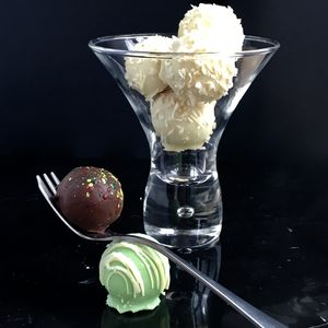 Cocktail Cake Truffles - chocolates & confectionery
