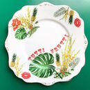 Vintage Plate Upcycling Experience For One