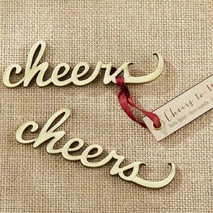 'Cheers' Bottle Opener