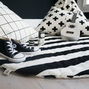 Monochrome Print Play Mat