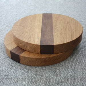 Circular Cheese Board - kitchen