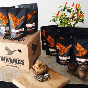 Habanero And Lemongrass Flavour Duck Crackling Gift Box