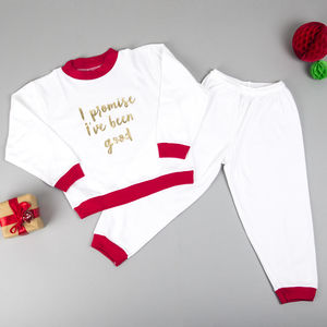 Childrens' Christmas Pyjamas