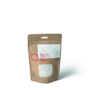 First Kisses Organic Gift Pouch Small - clothing