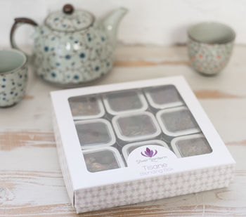 Tisane Blending Box ~ Make Your Own Tea Blend