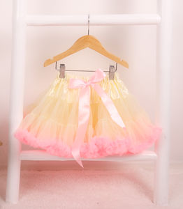 Ice Cream Sundae Pettiskirt Tutu - clothing