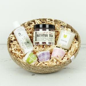 Ultimate Bath Gift Basket