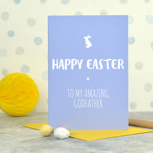 Godfather Easter Card