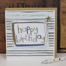 Pack Of Five Male Birthday Cards