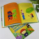 Personalised Dinosaur Book: Birthday Gift