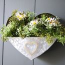 Heart Wall Planter