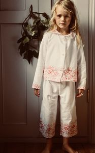 Folk Print Pyjamas Child