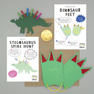 Dinosaur Party Bag - party bags and ideas