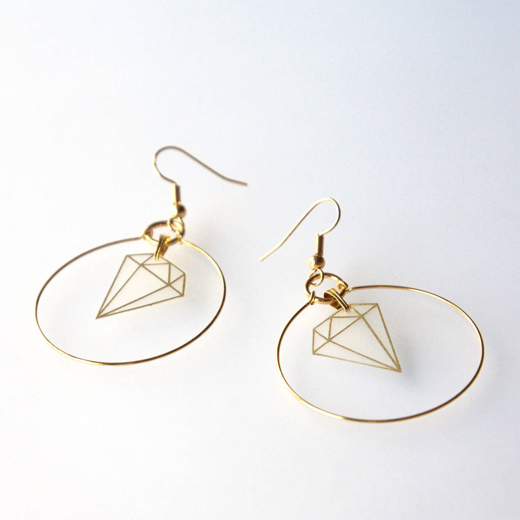 stud karma jewellery tiny gold i products delicate studs links bar earrings